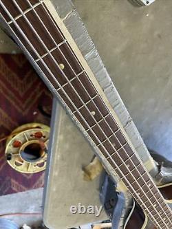 1965-66 Höfner 500/1 Violin T-Burst Beatle Vintage Hofner Bass with Case