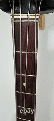 1967 Höfner 500/1 Violin Sunburst Beatle McCartney Vintage Hofner Bass Guitar
