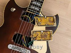 1980 Yamaha SG800 Vintage Electric Guitar Violin Sunburst with Hangtags & Case