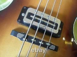 Alter original Höfner E-Bass Beatles Bass 500/1 60er Jahre vintage violin bass
