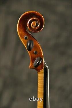An old Antique Vintage violin! Labeled Johann Georg Kessler. Listen To Sample