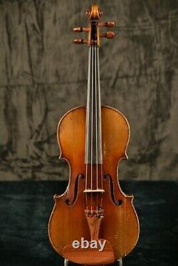 An old Antique Vintage violin with Italian label of Testore! Listen The Sample