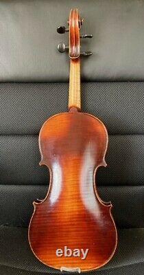Antique 7/8or3/4 Violin Copy of Antonius Straduarius Cremona faciebat Anno 1720