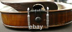 Antique OLD BOHEMIAN VIOLIN, PROKOP 1914, LISTEN to the VIDEO! EXCELLENT