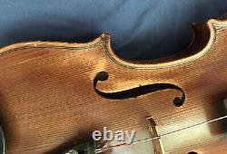 Antique Vintage Anton Schaefer 3/4 size Violin (Germany)