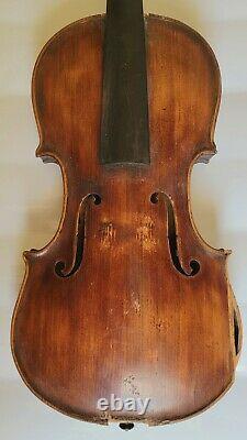 Antique, Vintage, Old Violin #1