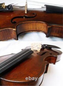 Beautiful Rare Old Da Salo Violin Antique Video 179