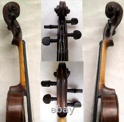FINE OLD FRENCH MASTER VIOLIN CHAROTTE 1930 video ANTIQUE 540
