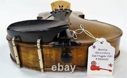 Fine Antique Carolus Schoembera violin 1820 Prague