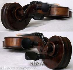 Fine Old German Master Violin Kochendoerfer Video Antique 821