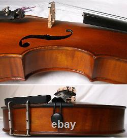 Fine Old Italian Violin Messori Video Antique Rare Master 101