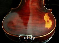 For Professionals! LISTEN to Video! OLD Exclusive French Amati, 19th century