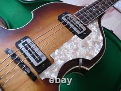 Hoefner Höfner 500/1 Violin Beatles Bass, Bj.'67