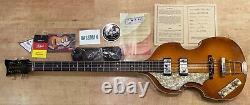 Hofner 500/1 61-RLC Cavern Lefty Violin Bass (Vintage Finish) SN#V0114H037