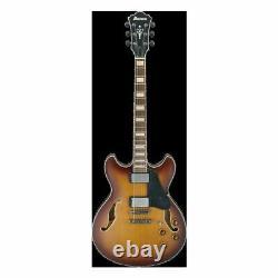 Ibanez ASV73-VLL Artcore Vintage Hollowbody Violin Sunburst Low Gloss