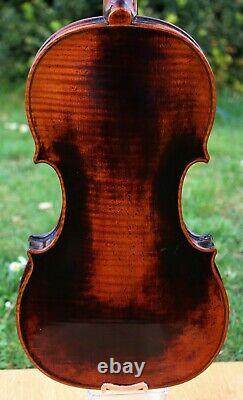 LISTEN to VIDEO! ANTIQUE Baroque Germany Violin Stainer Fiddle