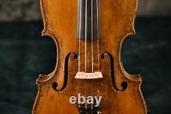 Labeled Joseph Antonius Rocca, Antique Old Vintage Italian Violin! Powerful
