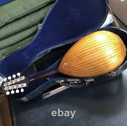 Mandolin no. 226 suzuki violin nagoya maple bowlback Spruce rosewood from japan