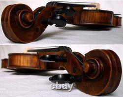 OLD CZECH VIOLIN Alois Mach 1930 s VIDEO antique violino 538