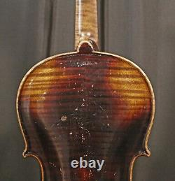 OLD German- BOHEMIAN VIOLIN-Listen to Video! STAINER model, Circa 1900