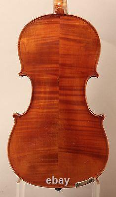 Old, Antique, Vintage Violin by Mark Laberte France circa 1920