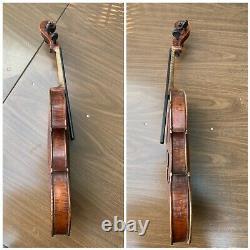 Old Vintage American Violin 4/4 Antique beautiful flamed 1922