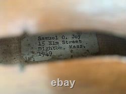 Old Vintage American Violin 4/4 antique 1949