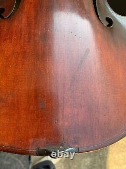 Old Vintage Violin 4/4 Antique beautiful flamed PJW