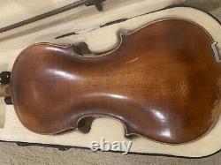 Old antique vintage violin