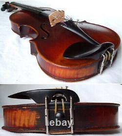 RARE FINE OLD VIOLIN see video ANTIQUE MASTER violino 889