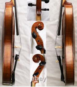 Rare Old Gusetto Violin Video Antique German Guseto 209