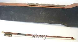 Rare Vintage Ukelin Violin Zither
