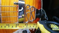 Rogue 4 string vintage violin bass guitar lefty left handed