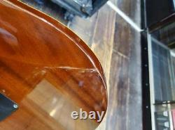 Used Ibanez j. Custom JCRG7-1 Vintage Violin MIJ 7 String Flame Maple Top HH
