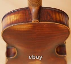 Very old labelled Vintage violin Sanctus Seraphin fiddle Geige