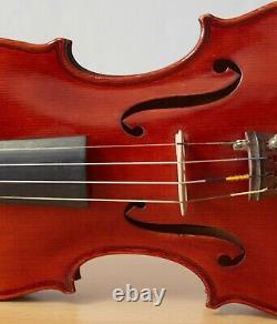Very old labelled Vintage violin Stefano Scarampella Geige 736