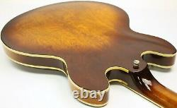 Vintage 1977 Ibanez Artist 2629 Electric Guitar withOHSC, Antique Violin #ISS9675