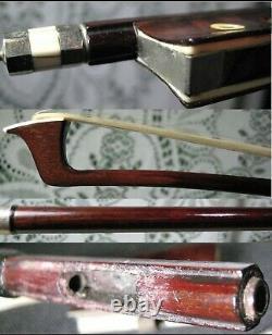 Vintage/Antique Violin Bow 4/4