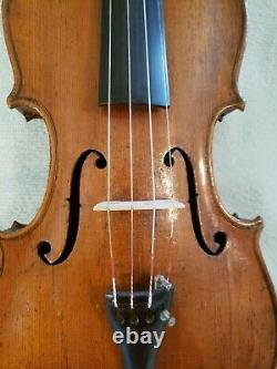Vintage Antique Violin Early 1800's 4/4 Full Size