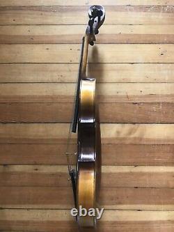 Vintage Antique Violin with Hard Case