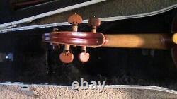 Violin 4/4 fiddle used old antique vintage Beautiful fiddle