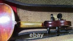 Violin 4/4 old Fiddle used antique vintage