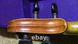 Violin 4/4 used old Antique Vintage Vuillaume of Paris