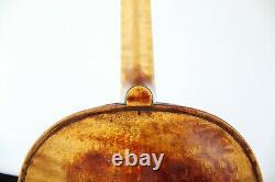 Violin, Stradivari Hellier Model 1679, labelled, antique, vintage, old, music
