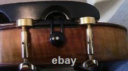 Violin, used, 4/4, Fiddle, old, Antique, Vintage, old, Mathias Kloz, 1790
