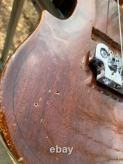 1969 Gibson Eb-1 Violin Bass Project