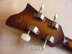 Alter Original Höfner E-bass Beatles Bass 500/1 60er Jahre Basse Violon Vintage