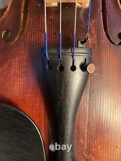 Antique 7/8or3/4 Violon Copie D'antonius Straduarius Cremona Faciebat Anno 1720