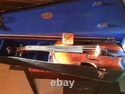 Antique Rushworth & Dreaper Violon Vintage