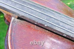 Antique Stradivarius Violon 100 De Plus Dans Notre Boutique Ebay Old Vintage Fiddle C1900